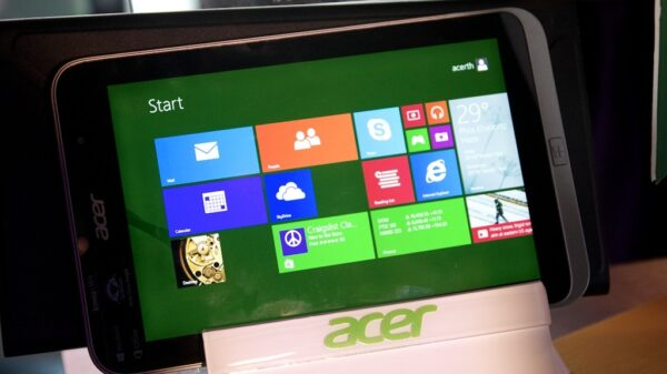 Acer Iconia W4 Hands on Notebookspec 001