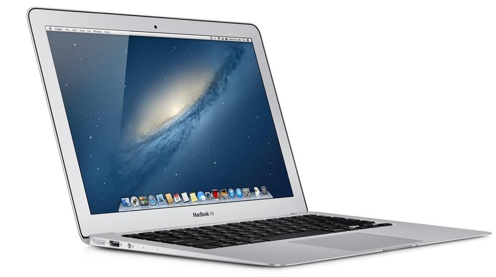 Apple Macbook Air 2013 refresh front