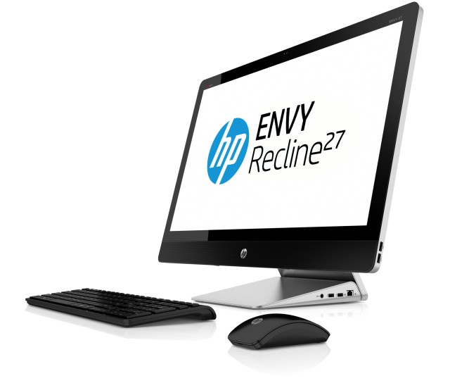 HP ENVY Recline27 TouchSmart All in One PC 1