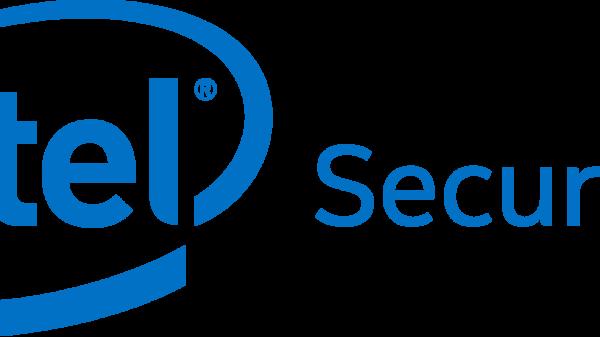 Intel McAfee Security