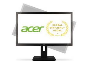 มอนิเตอร์ Acer V6 Series 3 รุ่น ได้รับรางวัล จอแสดงผลยอดเยี่ยมด้านประหยัดพลังงาน