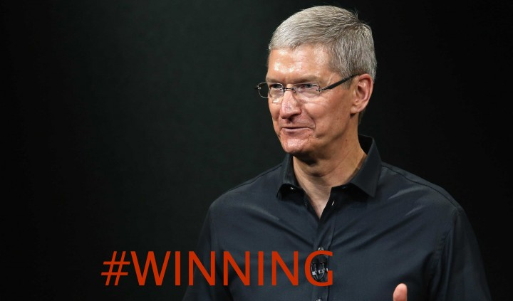 i am also an apple shareholder and i have also written a letter to tim cook
