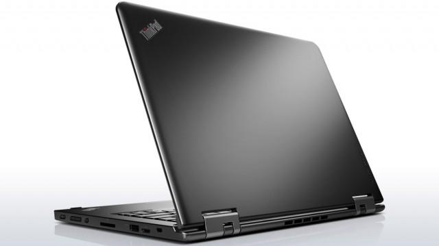 lenovo laptop convertible thinkpad yoga black back side 14
