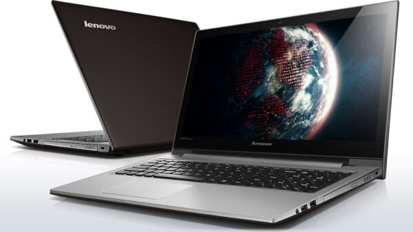 lenovo laptop ideapad z500 touch front back 1