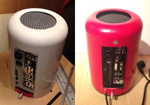 Apple เห็นแล้วต้องร้อง! เมื่อเจอกับ Mac Pro เลียนแบบ ที่ทำจากถังขยะจริงๆ