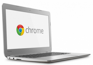 [CES 2014] Toshiba เปิดตัว Chromebook หน้าจอ 13.3 นิ้วภายในงาน ราคา 9,200 บาท
