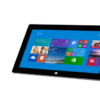 1. Surface 2 on kick stand