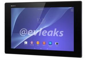 หลุดข้อมูล Sony Xperia Z2 Tablet สเปคโคตรเทพ พร้อมเปิดตัวในงาน MWC 2014 สิ้นเดือนนี้