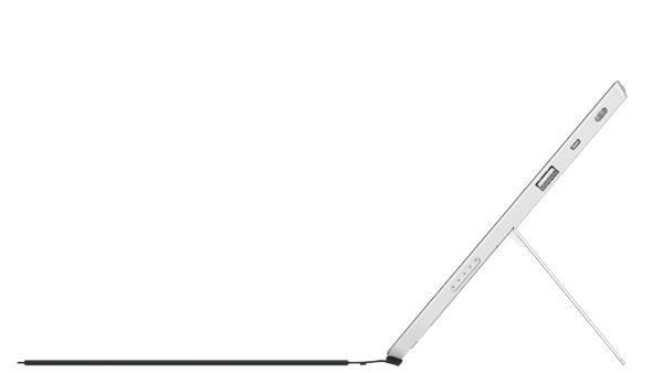 5.Surface 2 from the side