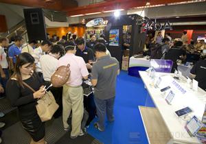 พาทัวร์บูธ Advice พร้อมโปรโมชั่นสมาร์ทโฟนแท็บเล็ตมาเพียบ ในงาน Thailand Mobile Expo 2014