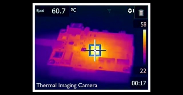Intel Quark Thermal Hot 1