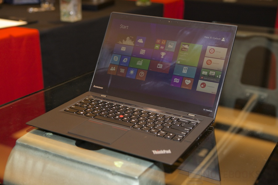 Lenovo Launch ThinkPad Yoga 012