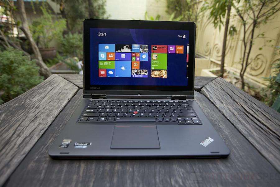 Lenovo ThinkPad Yoga Review 005