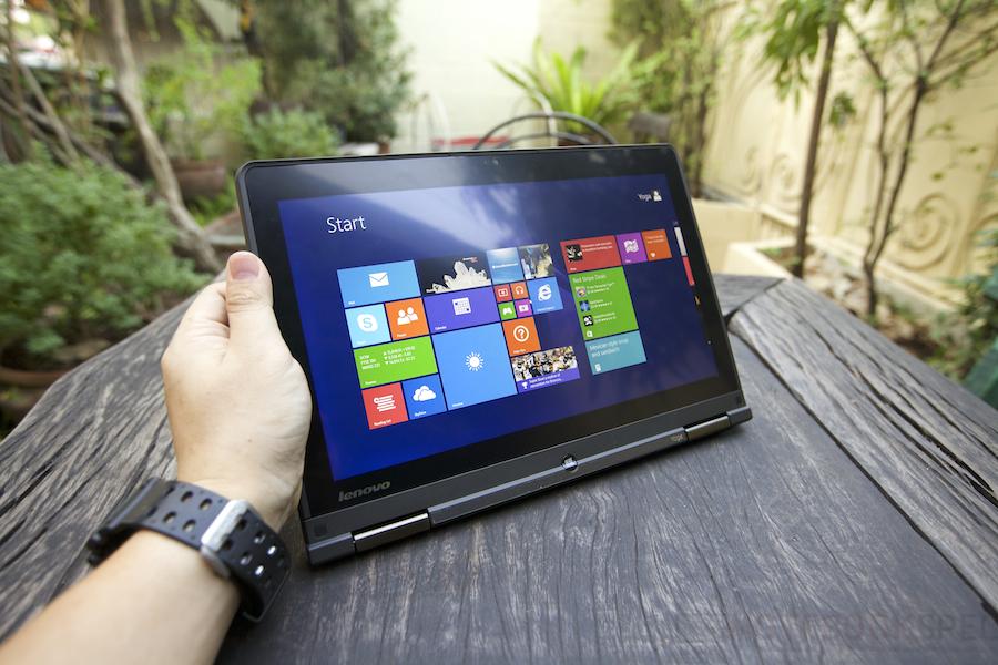 Lenovo ThinkPad Yoga Review 015