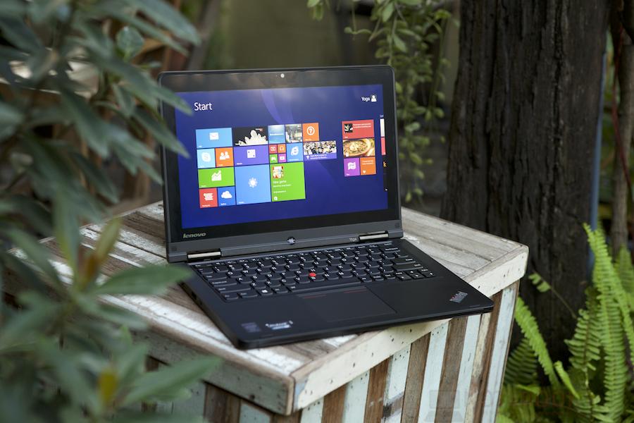 Lenovo ThinkPad Yoga Review 057