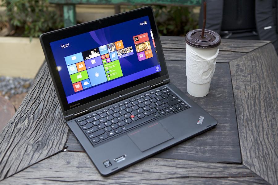 Lenovo ThinkPad Yoga Review 063