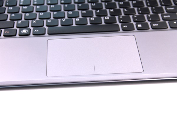 Notebook touchpad 4