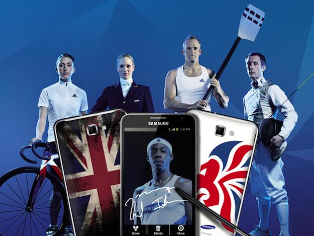 Samsung Olympic Rear Covers