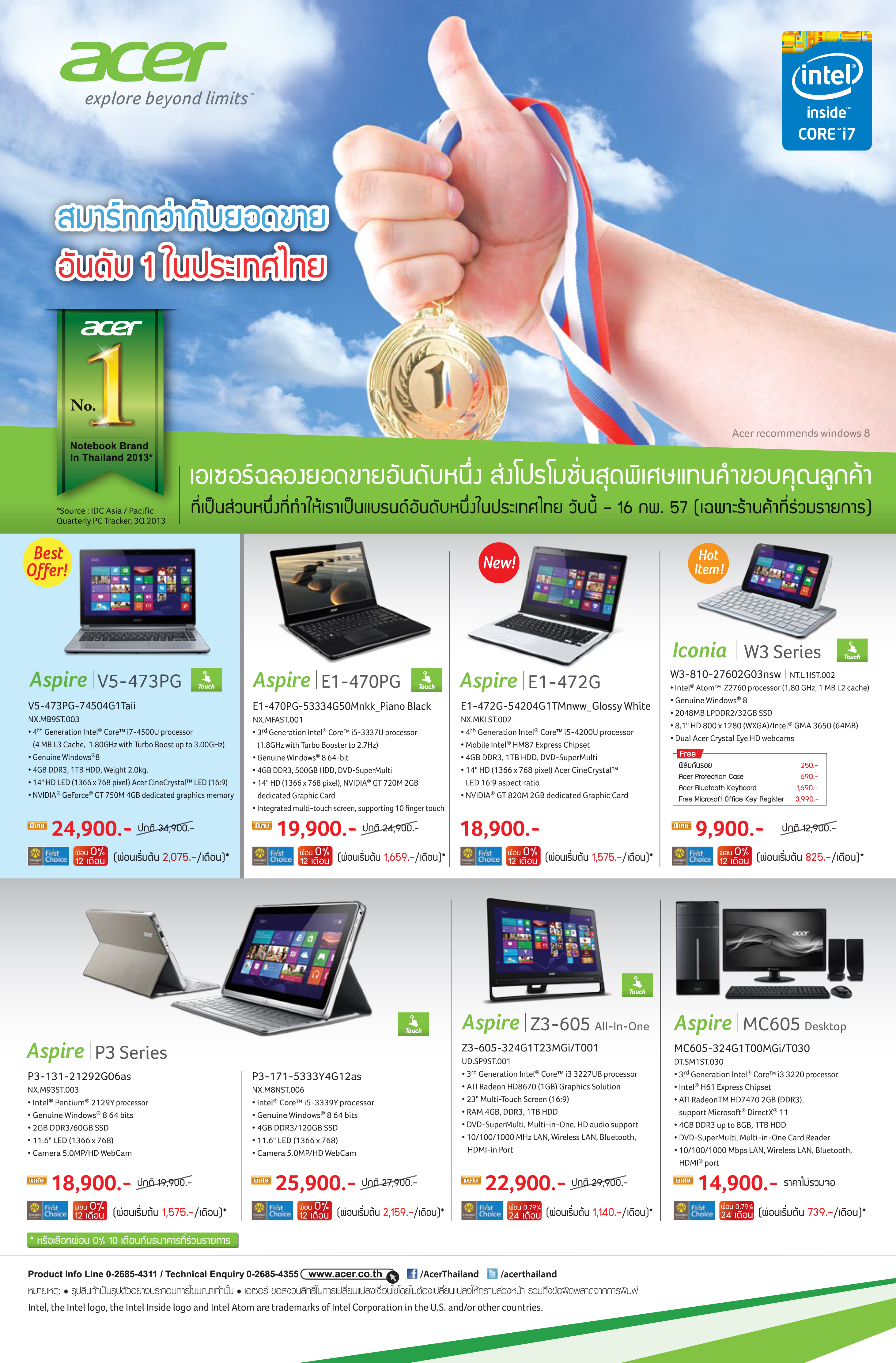acer M2F