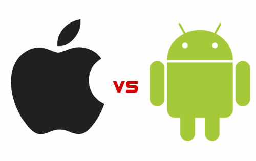 apple ios vs google android