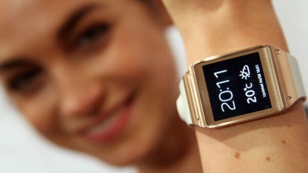 galaxy gear samsung corp