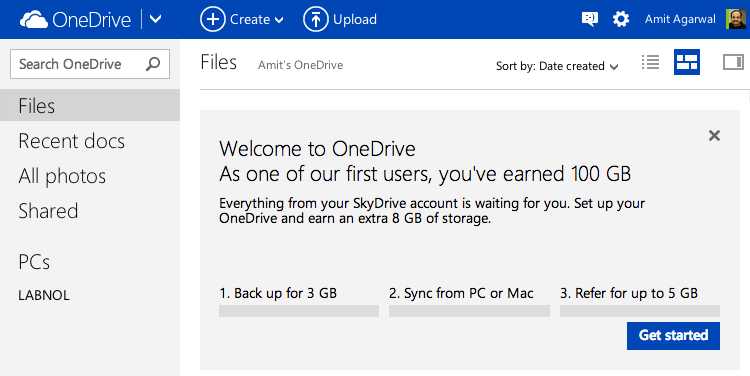 onedrive-free-storage