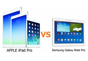 [วิเคราะห์] ซื้อ Samsung Galaxy NotePro หรือเก็บตังค์รอ Apple iPad Pro ดีกว่ากัน!!!!