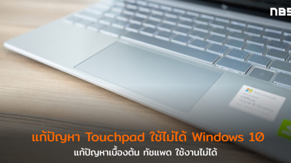 touchpad windows10 cov