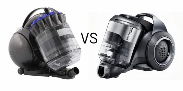 vacuum vs vacuum