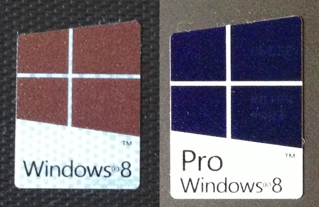 windows 8 stickers pro