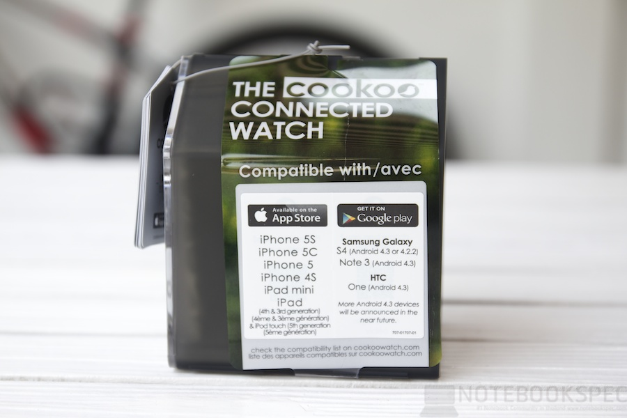 Cookoo Smartwatch Review 003