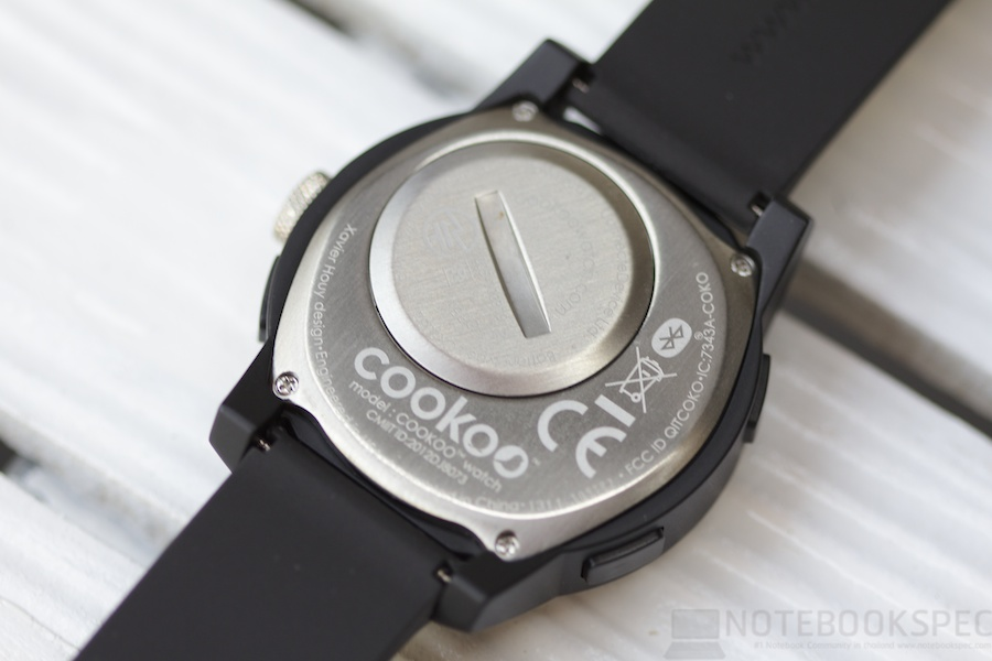Cookoo Smartwatch Review 018