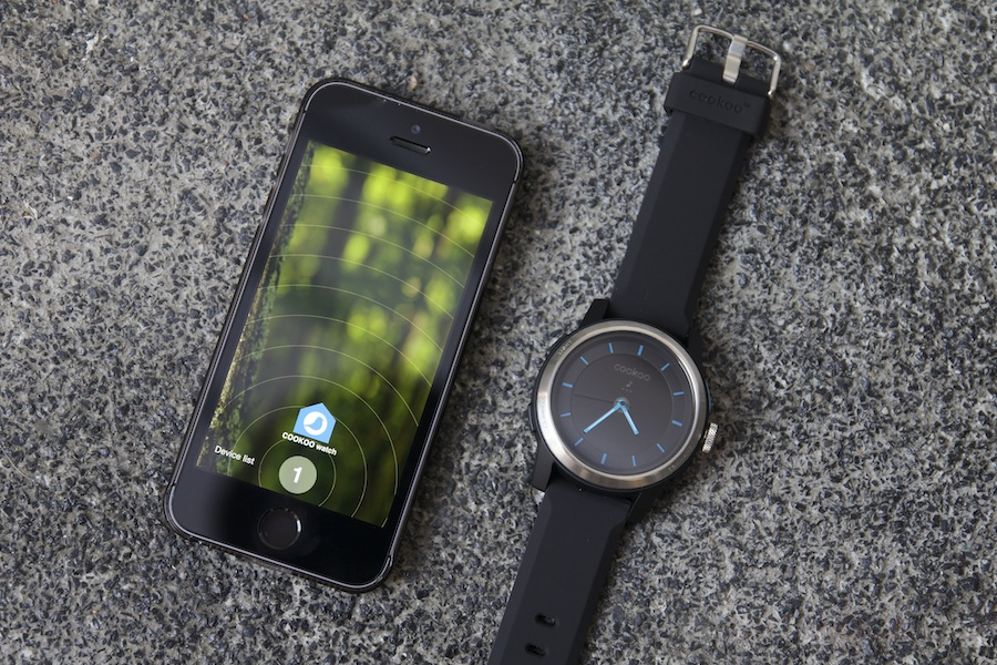 Cookoo Smartwatch Review 035
