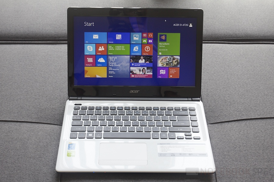 New Acer Aspire E1 Review 001
