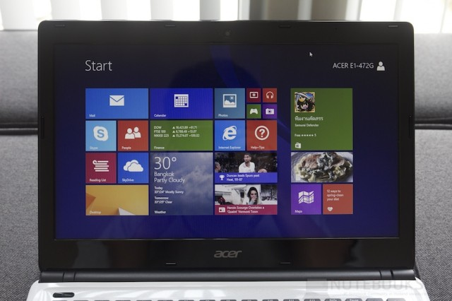New Acer Aspire E1 Review 005