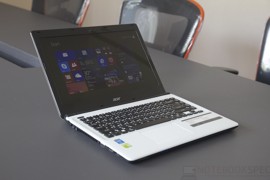 New Acer Aspire E1 Review 028