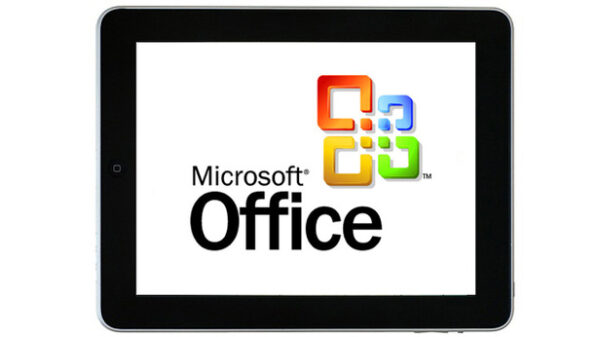 Office for iPad 1