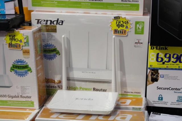 Tenda-wireless router-commart2014-2