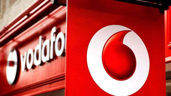 Vodafone logo new