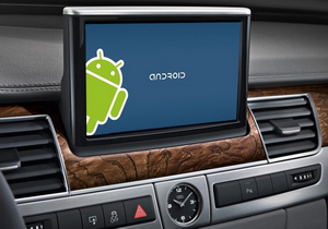 Mercedes-Benz เตรียมใช้ระบบความบันเทิง-อำนวยความสะดวกในรถเป็น Android