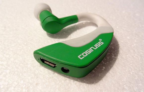 cosinuss in ear