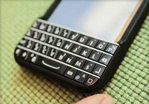 เคส iPhone ที่ออกแบบให้พิมพ์ได้สไตล์ BlackBerry ถูกแบนเป็นที่เรียบร้อย