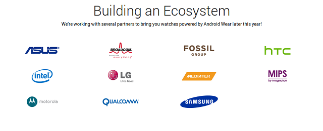 Android-Wear-Partners