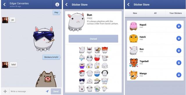 Facebook-Messenger-ปรับปรุงใหม่เริ่มมีฟีเจอร์เหมือน-Line-แล้ว
