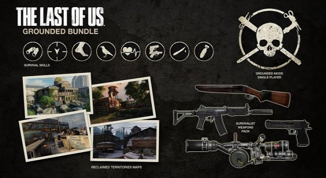 The-Last-of-Us-Final-DLC-Is-Grounded-Bundle-Introduces-More-Maps-and-Weapons