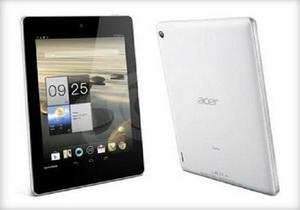 Acer เปิดตัว Iconia Android แท็บเล็ตหน้าจอ 8 นิ้ว ราคาเพียง $99