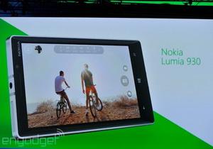Nokia เปิดตัว Lumia 930 หน้าจอ 5 นิ้ว พร้อมกล้อง PureView 20MP