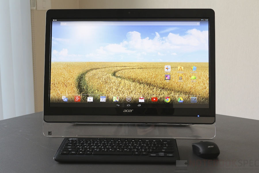 Acer Android All-in-One Review 143