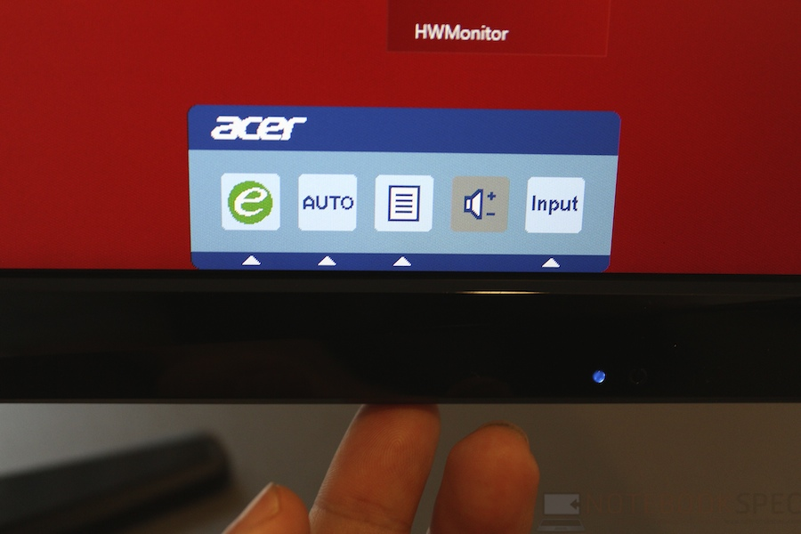 Acer Monitor Review 011