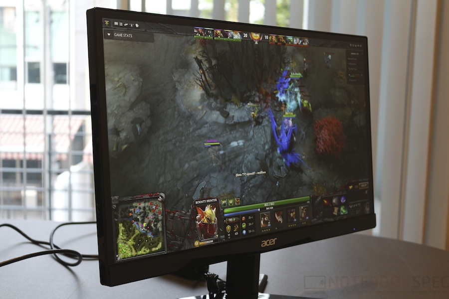 Acer Monitor Review 020